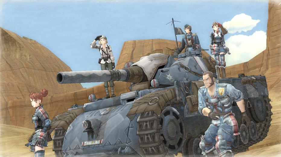 戦場のヴァルキュリア|SEGA公式サイト