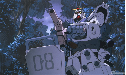機動戦士08MS小隊 イメージ